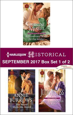 Harlequin Historical September 2017 - Box Set 1 of 2