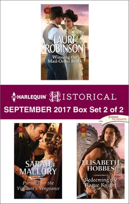 Harlequin Historical September 2017 - Box Set 2 of 2