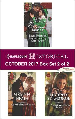 Harlequin Historical October 2017 - Box Set 2 of 2