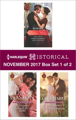 Harlequin Historical November 2017 - Box Set 1 of 2