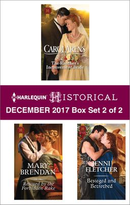 Harlequin Historical December 2017 - Box Set 2 of 2