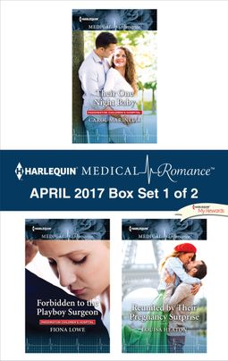Harlequin Medical Romance April 2017 - Box Set 1 of 2