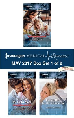Harlequin Medical Romance May 2017 - Box Set 1 of 2