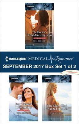 Harlequin Medical Romance September 2017 - Box Set 1 of 2