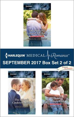 Harlequin Medical Romance September 2017 - Box Set 2 of 2