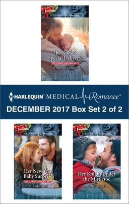 Harlequin Medical Romance December 2017 - Box Set 2 of 2