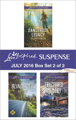 Harlequin Love Inspired Suspense July 2016 - Box Set 2 of 2