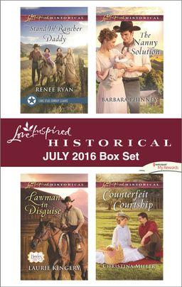 Harlequin Love Inspired Historical July 2016 Box Set