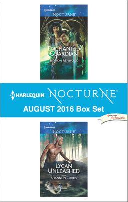 Harlequin Nocturne August 2016 Box Set