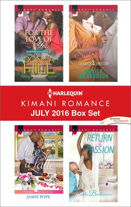 Harlequin Kimani Romance July 2016 Box Set