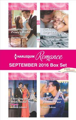 Harlequin Romance September 2016 Box Set
