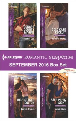 Harlequin Romantic Suspense September 2016 Box Set