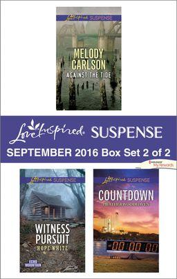 Harlequin Love Inspired Suspense September 2016 - Box Set 2 of 2