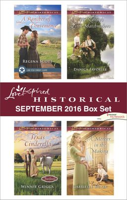 Harlequin Love Inspired Historical September 2016 Box Set