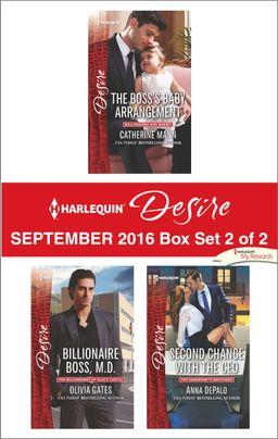 Harlequin Desire September 2016 - Box Set 2 of 2