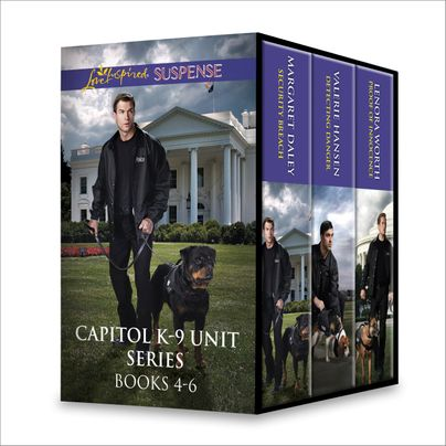 Capitol K-9 Unit Series Books 4-6