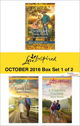 Harlequin Love Inspired October 2016 - Box Set 1 of 2