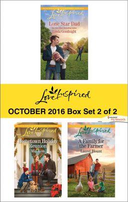 Harlequin Love Inspired October 2016 - Box Set 2 of 2