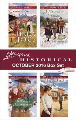 Harlequin Love Inspired Historical October 2016 Box Set