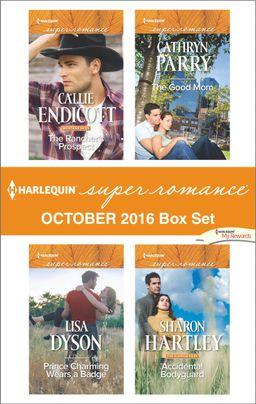 Harlequin Superromance October 2016 Box Set