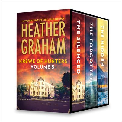 Heather Graham Krewe of Hunters Series Volume 5