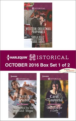 Harlequin Historical October 2016 - Box Set 1 of 2