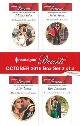 Harlequin Presents October 2016 - Box Set 2 of 2