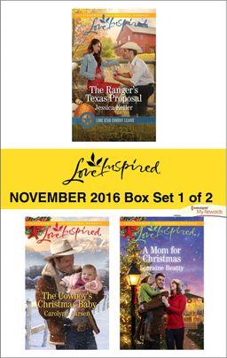 Harlequin Love Inspired November 2016 - Box Set 1 of 2