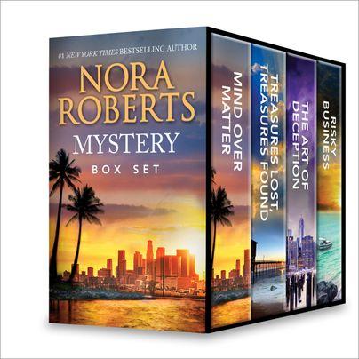 Nora Roberts Mystery Box Set