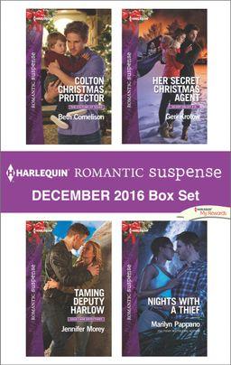 Harlequin Romantic Suspense December 2016 Box Set