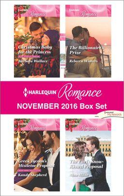 Harlequin Romance November 2016 Box Set