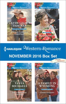 Harlequin Western Romance November 2016 Box Set
