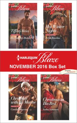 Harlequin Blaze November 2016 Box Set