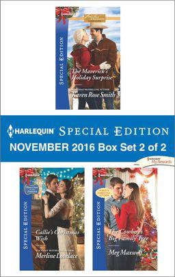 Harlequin Special Edition November 2016 Box Set 2 of 2