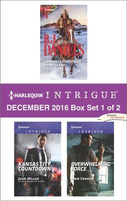 Harlequin Intrigue December 2016 - Box Set 1 of 2