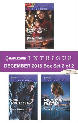Harlequin Intrigue December 2016 - Box Set 2 of 2