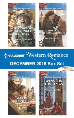 Harlequin Western Romance December 2016 Box Set