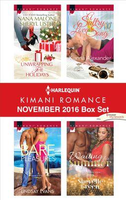 Harlequin Kimani Romance November 2016 Box Set