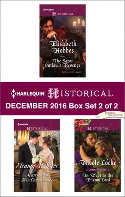 Harlequin Historical December 2016 - Box Set 2 of 2