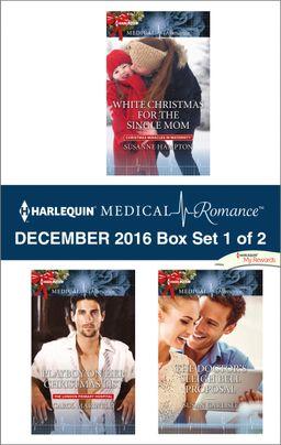Harlequin Medical Romance December 2016 - Box Set 1 of 2