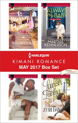 Harlequin Kimani Romance May 2017 Box Set