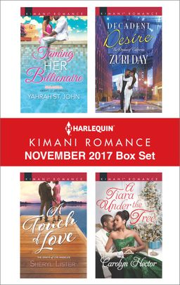Harlequin Kimani Romance November 2017 Box Set