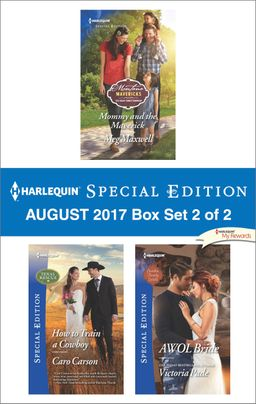 Harlequin Special Edition August 2017 - Box Set 2 of 2