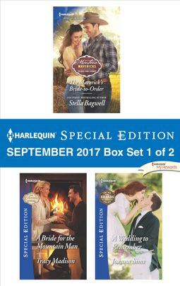 Harlequin Special Edition September 2017 Box Set 1 of 2