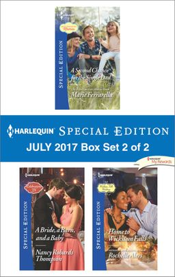 Harlequin Special Edition July 2017 Box Set 2 of 2