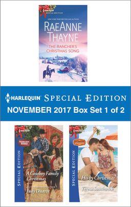 Harlequin Special Edition November 2017 - Box Set 1 of 2