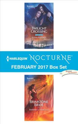 Harlequin Nocturne February 2017 Box Set