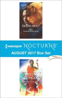 Harlequin Nocturne August 2017 Box Set