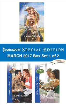 Harlequin Special Edition March 2017 Box Set 1 of 2