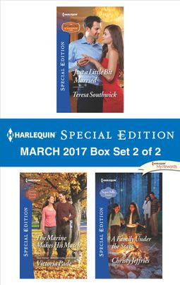 Harlequin Special Edition March 2017 Box Set 2 of 2